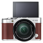 Fujifilm X-A3 arrives with new sensor and touchscreen in tow