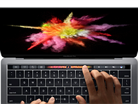 Apple revamps MacBook Pro lineup, adds 'Touch Bar'