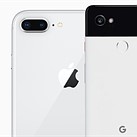 Portrait mode shootout: iPhone 8 Plus vs Google Pixel 2