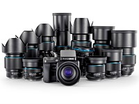 Phase One introduces 'no frills' IQ1 100MP back, 45mm F3.5 and 150mm F2.8 Blue Ring lenses