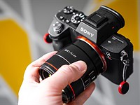 Samyang's new compact AF 75mm F1.8 FE lens has a neat little trick up its sleeve