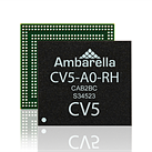 Ambarella releases new CV5 SoC that will likely power next-gen DJI, GoPro devices