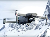 Pro mountain filmmaker Jimmy Chin takes the DJI Mavic 2 Zoom to Greenland