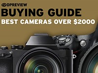 Buying Guide: Best cameras over $2000