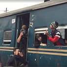 Associated Press photographer's video shows 'travel photographers' staging photos