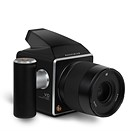 Hasselblad shows 75MP square-format V-style V1D concept camera