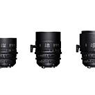 Sigma adds three new lenses to cinema range and promises LPL mount compatibility