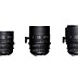 Sigma adds three new lenses to cinema range and promises LPL mount compatibility