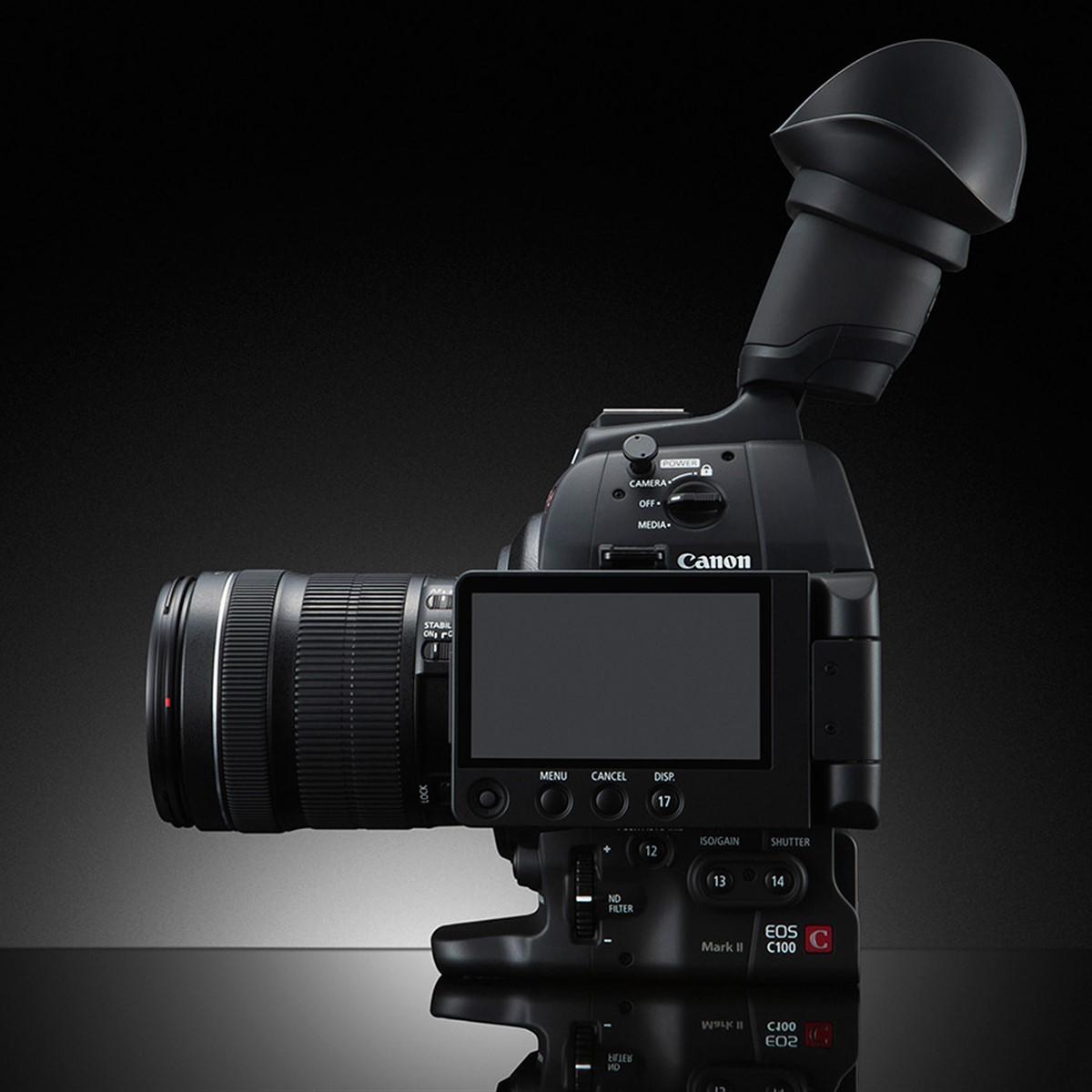 Canon announces EOS C100 Mark II: Digital Photography Review