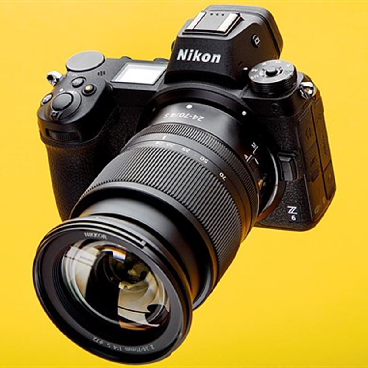 Nikon firmware update improves AF performance, adds eye-detection to