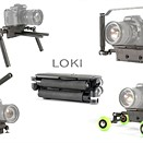 Loki camera rig transforms into four ultra-portable forms