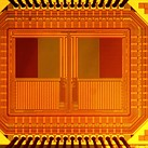 Tiny micro-camera sensor is self-powered by light