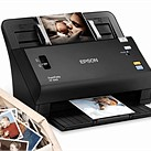 Epson's FastFoto FF-640 scanner can digitize a photograph in one second