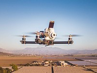 Making an instant camera drone