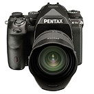 Pentax K-1 Mark II shoots up to ISO 819,200, offers updated Pixel Shift