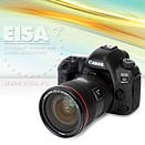 Canon beats Nikon to get EISA's Pro DSLR award for 3rd year running