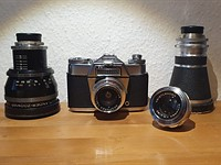 Film Friday: Reviewing the 60-year-old Voigtlander Bessamatic Deluxe