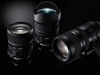 Tamron adds Nikon Z7 compatibility to three of its F-mount lenses
