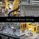 Sony 1000 fps sensor gives high-speed vision to industrial robots