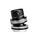 Lensbaby announces the Edge 35mm optic, a wide angle tilt lens for its Optic Swap system