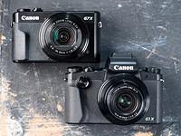 PowerShot Shootout: Canon's G1 X III vs G7 X II