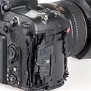 Rare Nikon D500 'Rex Edition' still works despite run-in with German Shepherd