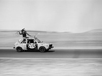 Shooting modern motorsports photography with a Kodak Brownie No. 2