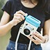 Escura Instant 60s is a retro-inspired instant camera that doesn't need batteries