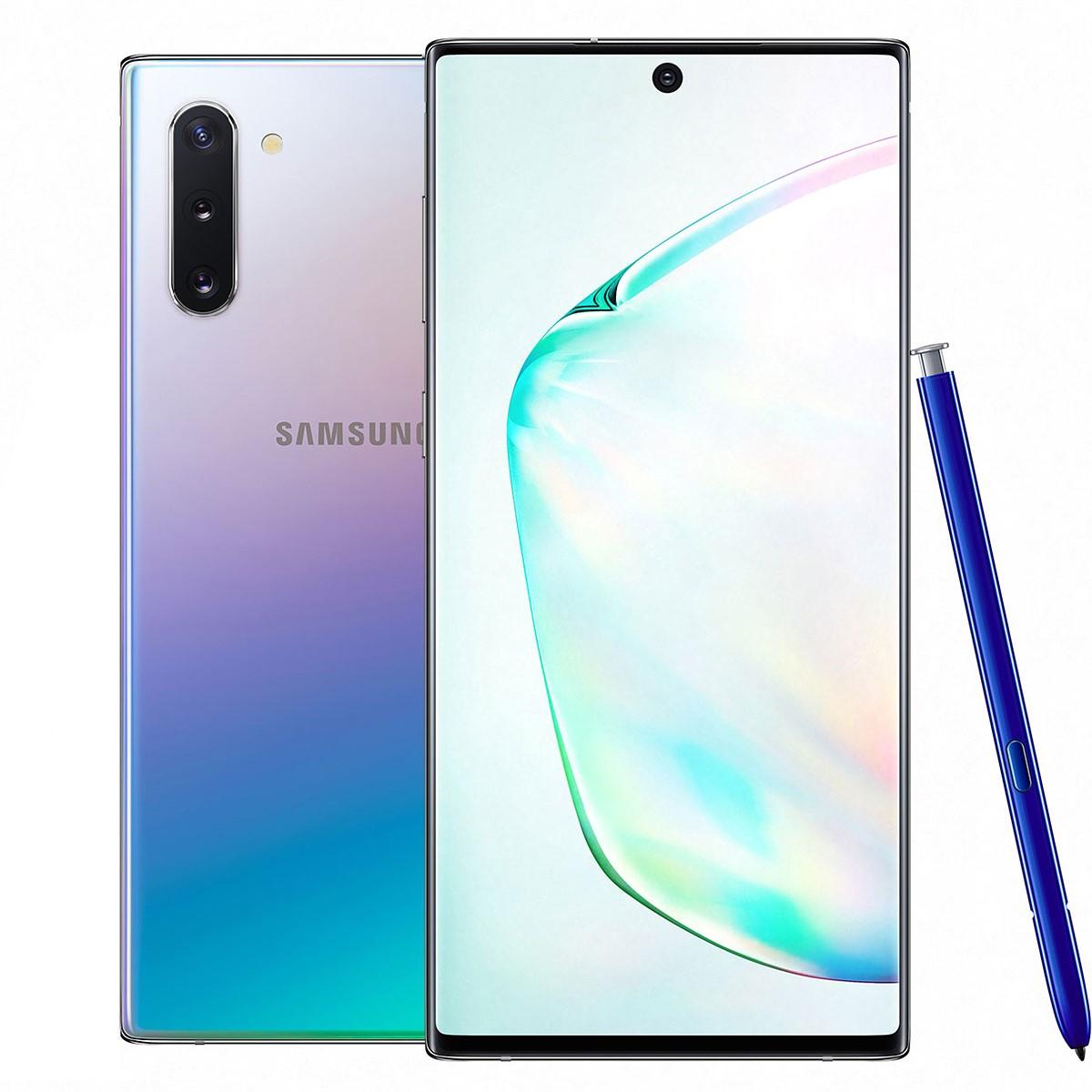 Samsung launches triple-camera Galaxy Note 10 series: Digital