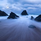 Behind the shot: Praia da Adraga at blue hour