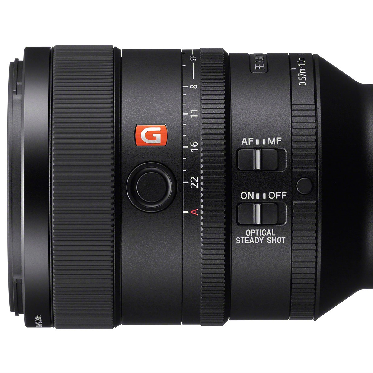 Gadget Career 72mm Neutral Density ND4 Filter for Sony FE 70-200mm F4 G OSS