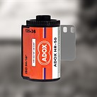 ADOX HR-50 is a new monochrome film stock that comes in 135, 120, and 4x5 formats