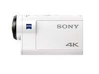 Sony's new flagship FDR-X3000 action cam shoots stabilized 4K video