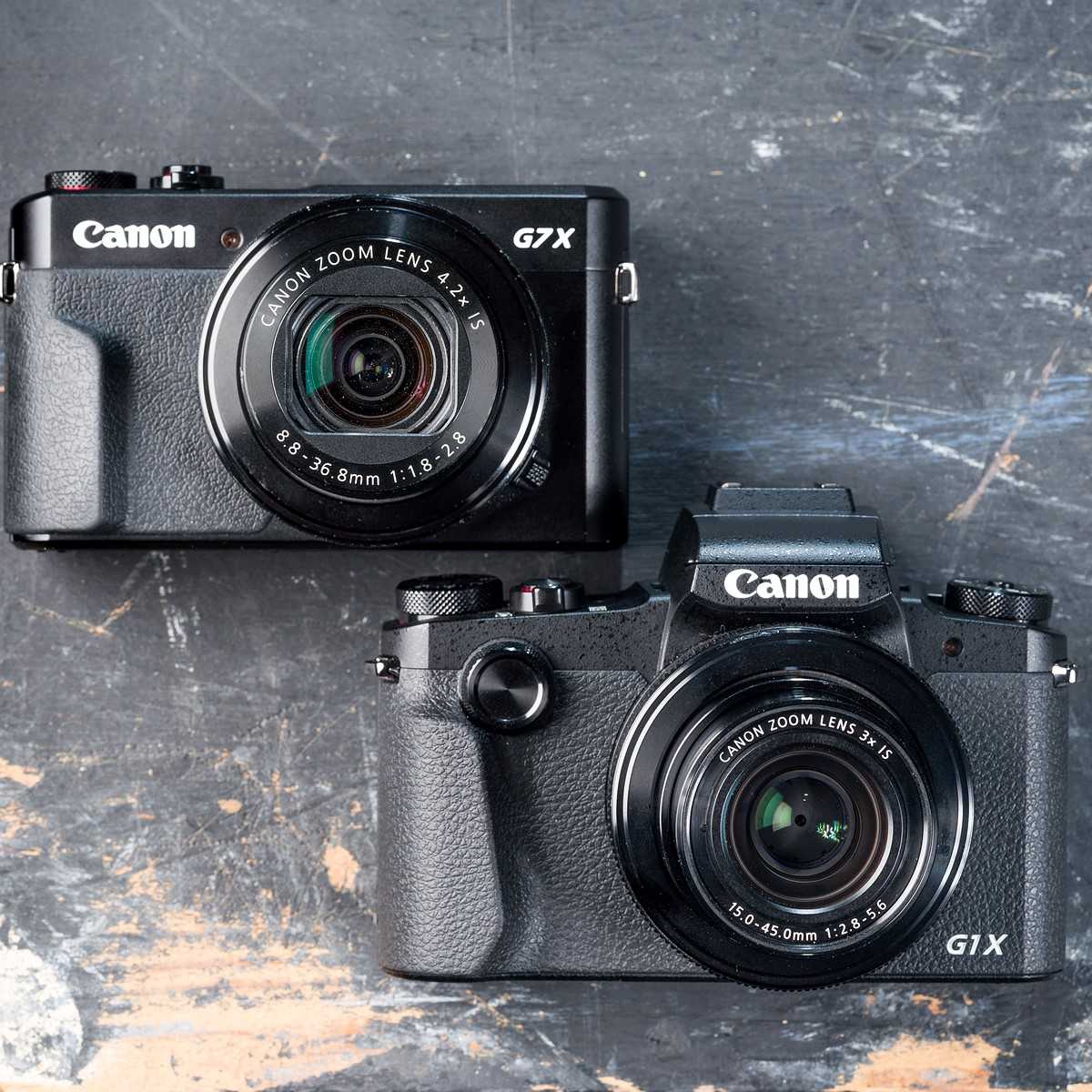 canon g7x ii vs g5x