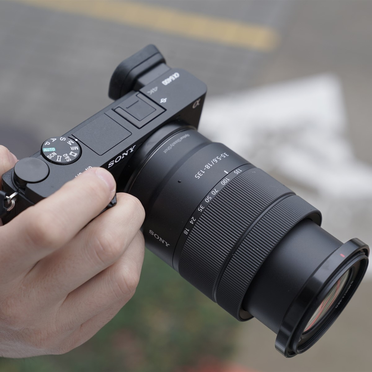Hands-on with the Sony a6400: Digital Photography Review