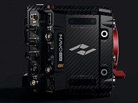 Kinefinity's new MAVO Edge cinema camera can shoot 8K ProRes Raw internally at up to 75 fps