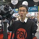This 12K rig uses six Panasonic Lumix GX80s for 360-degree video