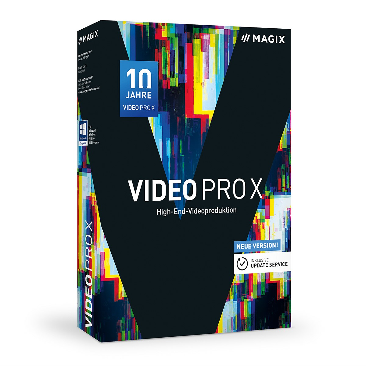 Magix celebrates 10th birthday with biggest ever performance update