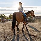 Canon EOS-1D X Mark II Field Test: DPReview goes to the rodeo