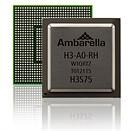 Ambarella announces 8K-ready H3 SoC for drones and video cameras