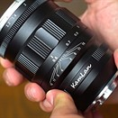 Video: Quick review of the $550 Sainsonic Kamlan 55mm F1.2 lens