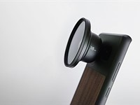 Moment filter mount lets you add 62mm filters to its smartphone lenses