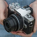 Hands-on with the Olympus OM-D E-M10 Mark III