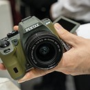 CP+ 2015: Hands-on with new Pentax K-S2
