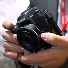 Photokina 2016: Canon EOS M5 quick look video