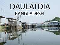 Photographing in Daulatdia: The world's largest brothel town
