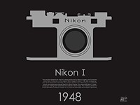 Nikon releases limited edition camera posters for 100th anniversary