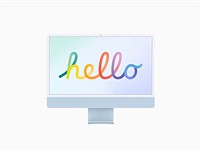 """Apple announces new 24"""" M1-powered iMacs in an array of bright new colors"""