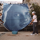 Branco Ottico creates world's biggest contact print at 24 square meters