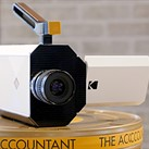 CES 2016: Close up with Kodak's new Super 8 movie camera